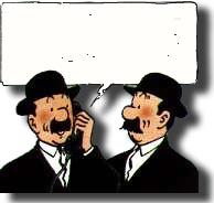 Tintinólogos de pacotilla